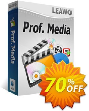 Leawo Prof. Media for Mac 프로모션 코드 Leawo Prof. Media for Mac super discount code 2020 프로모션: super discount code of Leawo Prof. Media for Mac 2020