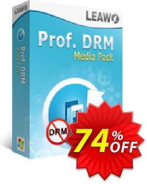 Leawo Prof. DRM Media Pack Coupon, discount Leawo Prof. DRM Media Pack exclusive promotions code 2020. Promotion: exclusive promotions code of Leawo Prof. DRM Media Pack 2020