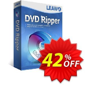 Leawo DVD Ripper Coupon, discount Leawo coupon (18764). Promotion: Leawo discount