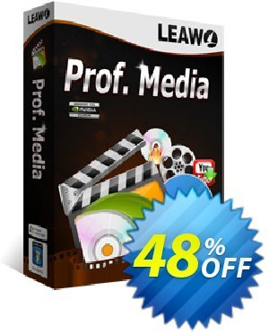 Leawo Total Media Converter Ultimate Coupon, discount Leawo coupon (18764). Promotion: Leawo discount