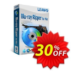 Leawo Blu-ray Ripper for Mac Coupon discount Leawo coupon (18764) - Leawo discount