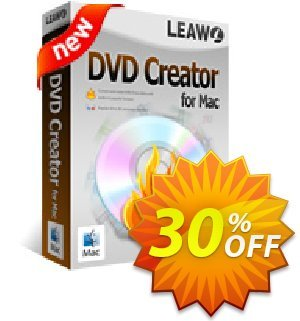 Leawo DVD Creator for Mac discount coupon Leawo coupon (18764) - Leawo discount