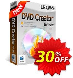 Leawo DVD Creator for Mac Coupon, discount Leawo coupon (18764). Promotion: Leawo discount