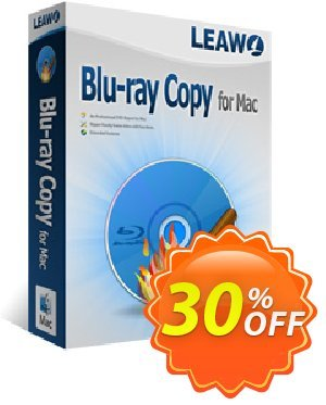 Leawo Blu-ray Copy for Mac discount coupon Leawo coupon (18764) - Leawo discount