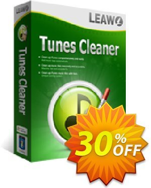 Leawo Tunes Cleaner discount coupon Leawo coupon (18764) - Leawo discount