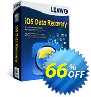 Leawo iOS Data Recovery for Mac Coupon, discount Leawo coupon (18764). Promotion: Leawo discount