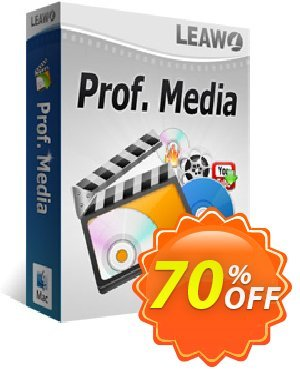 Leawo Total Media Converter Ultimate Mac 優惠券,折扣碼 Leawo coupon (18764),促銷代碼: Leawo discount
