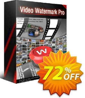 Video Watermark Coupon, discount AoaoPhoto Video Watermark (18859) discount. Promotion: Aoao coupon codes discount