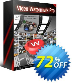 Video Watermark discount coupon AoaoPhoto Video Watermark (18859) discount - Aoao coupon codes discount