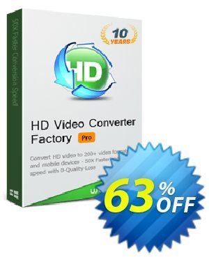 HD Video Converter Factory Pro Family Pack Coupon, discount AoaoPhoto Video Watermark (18859) discount. Promotion: Aoao coupon codes discount