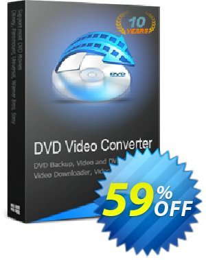 DVD Video Converter Factory (Family Pack) Coupon discount 59% OFF DVD Video Converter Factory (Family Pack), verified. Promotion: Exclusive promotions code of DVD Video Converter Factory (Family Pack), tested & approved