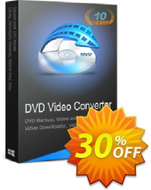 DVD Video Converter Factory discount coupon 30% OFF DVD Video Converter Factory, verified - Exclusive promotions code of DVD Video Converter Factory, tested & approved