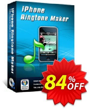 Tipard iPhone Ringtone Maker Lifetime License Coupon, discount 50OFF Tipard. Promotion: 50OFF Tipard