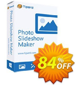 Tipard Photo Slideshow Maker Coupon discount 50OFF Tipard - 50OFF Tipard