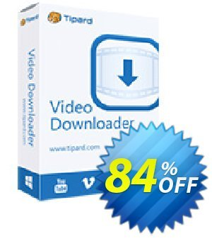 Tipard Video Downloader Coupon discount 50OFF Tipard - 50OFF Tipard