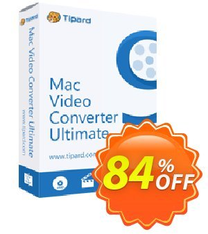 Tipard Mac DVD Converter Platinum Coupon, discount 50OFF Tipard. Promotion: 50OFF Tipard