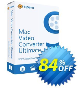 Tipard Mac DVD Converter Platinum Lifetime License Coupon, discount 50OFF Tipard. Promotion: 50OFF Tipard