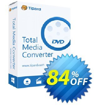 Tipard Total Media Converter for Mac Coupon discount Tipard Total Media Converter for Mac hottest offer code 2019 - 50OFF Tipard