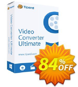 Tipard Video Converter Ultimate Coupon, discount 50OFF Tipard. Promotion: 50OFF Tipard