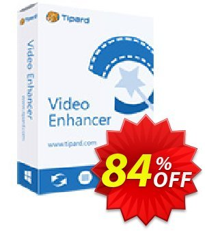 Tipard Video Enhancer Coupon, discount 50OFF Tipard. Promotion: 50OFF Tipard