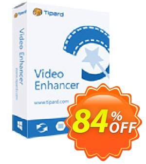 Tipard Mac Video Enhancer 프로모션 코드 50OFF Tipard 프로모션: 50OFF Tipard