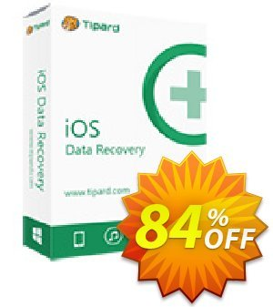 Tipard iOS Data Recovery + 6 Devices discount coupon 50OFF Tipard - 50OFF Tipard
