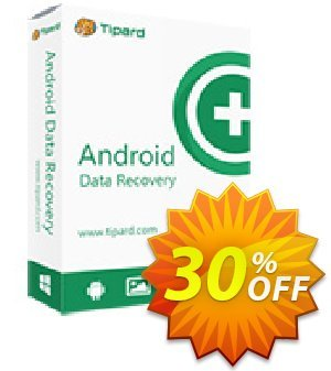 Tipard Broken Android Data Recovery Coupon discount 50OFF Tipard - 50OFF Tipard