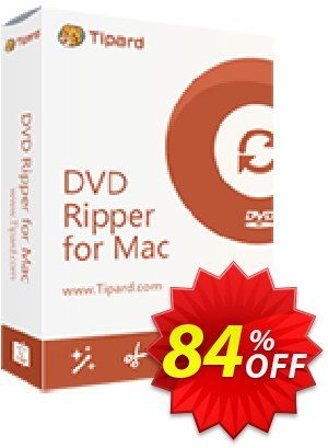 Tipard DVD to WMV Converter for Mac discount coupon 50OFF Tipard - 50OFF Tipard