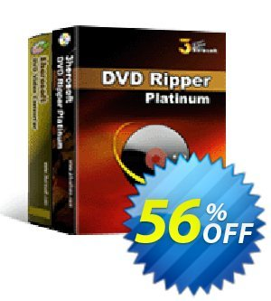 3herosoft VOB Converter Platinum Suite Coupon, discount 3herosoft Software Studio (19697). Promotion: