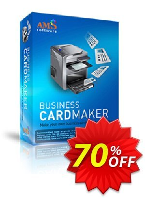 Business Card Maker (Studio) Coupon discount BCM Upgrade for SoS users -