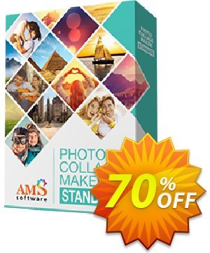AMS Photo Collage Maker Standard discount coupon ?????? PCC 9.0 PRO -