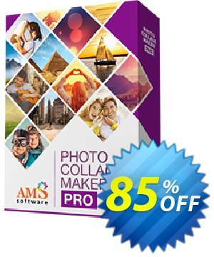 AMS Photo Collage Maker PRO discount coupon ?????? PCC 9.0 PRO -