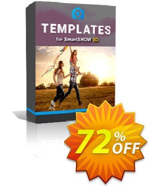 "SmartSHOW 3D - ""Our Best Moments"" Templates discount coupon ?????? PCC 9.0 PRO -"