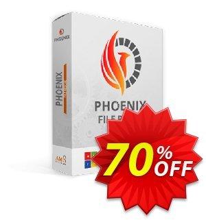 Phoenix File Rescue - PRO version Coupon, discount ?????? PCC 9.0 PRO. Promotion: