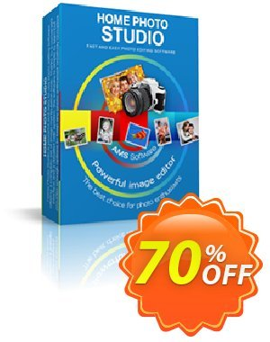 AMS Home Photo Studio Deluxe Coupon discount ?????? PCC 9.0 PRO -