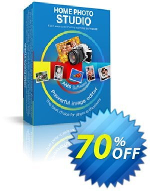 AMS Home Photo Studio Deluxe discount coupon ?????? PCC 9.0 PRO -
