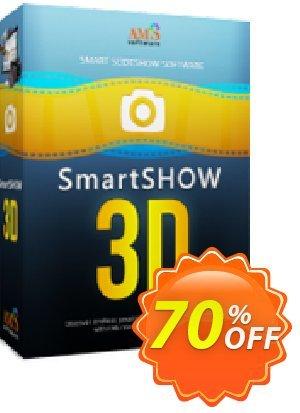 SmartSHOW 3D Standard discount coupon SmartSHOW 3D Standard discount -