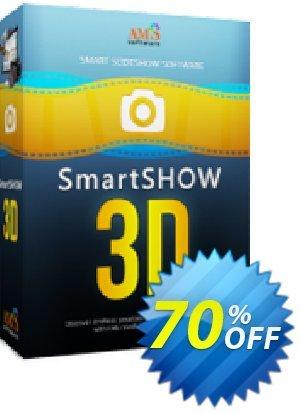 SmartSHOW 3D Standard 프로모션 코드 SmartSHOW 3D Standard discount 프로모션: