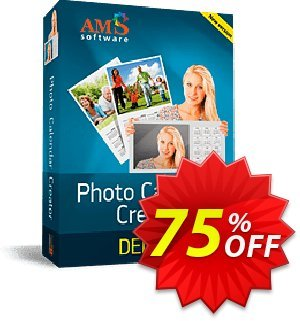 Photo Calendar Creator Deluxe discount coupon AMS Photo Calendar Creator Deluxe offer, Ideal solution for creative folks -