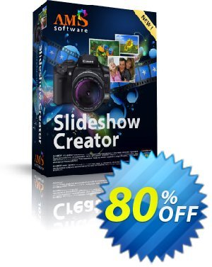 Photo Slideshow Creator Deluxe offering sales ?????? PCC 9.0 PRO. Promotion: