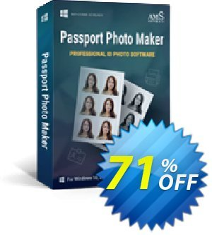 Passport Photo Maker STANDARD 프로모션 코드 Passport Photo Maker coupon 프로모션: