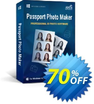 Passport Photo Maker STUDIO Coupon discount Passport Photo Maker coupon for STUDIO edition -