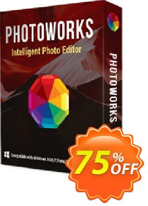 PhotoWorks Ultimate discount coupon 70% OFF PhotoWorks Ultimate, verified - Staggering discount code of PhotoWorks Ultimate, tested & approved