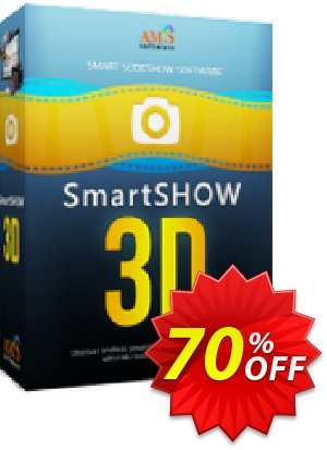 SmartSHOW 3D Standard (1 year license) discount coupon 80% OFF SmartSHOW 3D Standard (1 year license), verified - Staggering discount code of SmartSHOW 3D Standard (1 year license), tested & approved