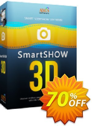 SmartSHOW 3D Deluxe (1 year license) discount coupon 80% OFF SmartSHOW 3D Deluxe (1 year license), verified - Staggering discount code of SmartSHOW 3D Deluxe (1 year license), tested & approved