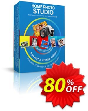 AMS Home Photo Studio Gold discount coupon ?????? PCC 9.0 PRO -