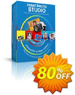 AMS Home Photo Studio Gold offer ?????? PCC 9.0 PRO. Promotion: