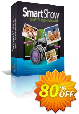 SmartShow Coupon, discount ?????? PCC 9.0 PRO. Promotion:
