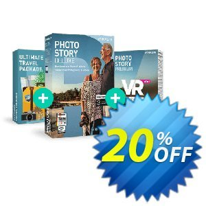 MAGIX Photostory Premium VR Coupon discount 10% OFF MAGIX Photostory Premium VR 2021