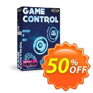 MAGIX Game Control Coupon, discount 50% OFF MAGIX Game Control, verified. Promotion: Special promo code of MAGIX Game Control, tested & approved